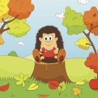 La manzana de la discordia. Cuentos cortos para niños