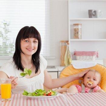 La alimentación en el posparto