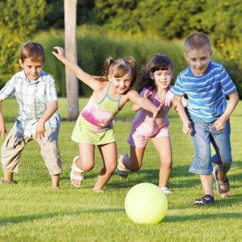 La importancia del deporte para la salud infantil