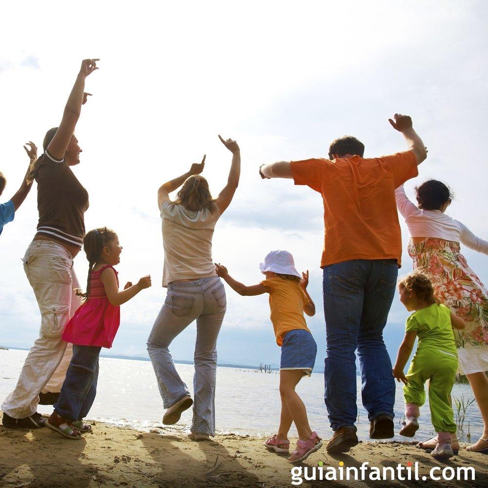 Qué Aporta El Baile A Los Niños La Danza En La Infancia