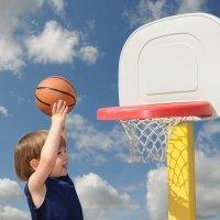 Beneficios del baloncesto para los niños