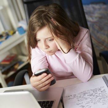 Las redes sociales y los niños