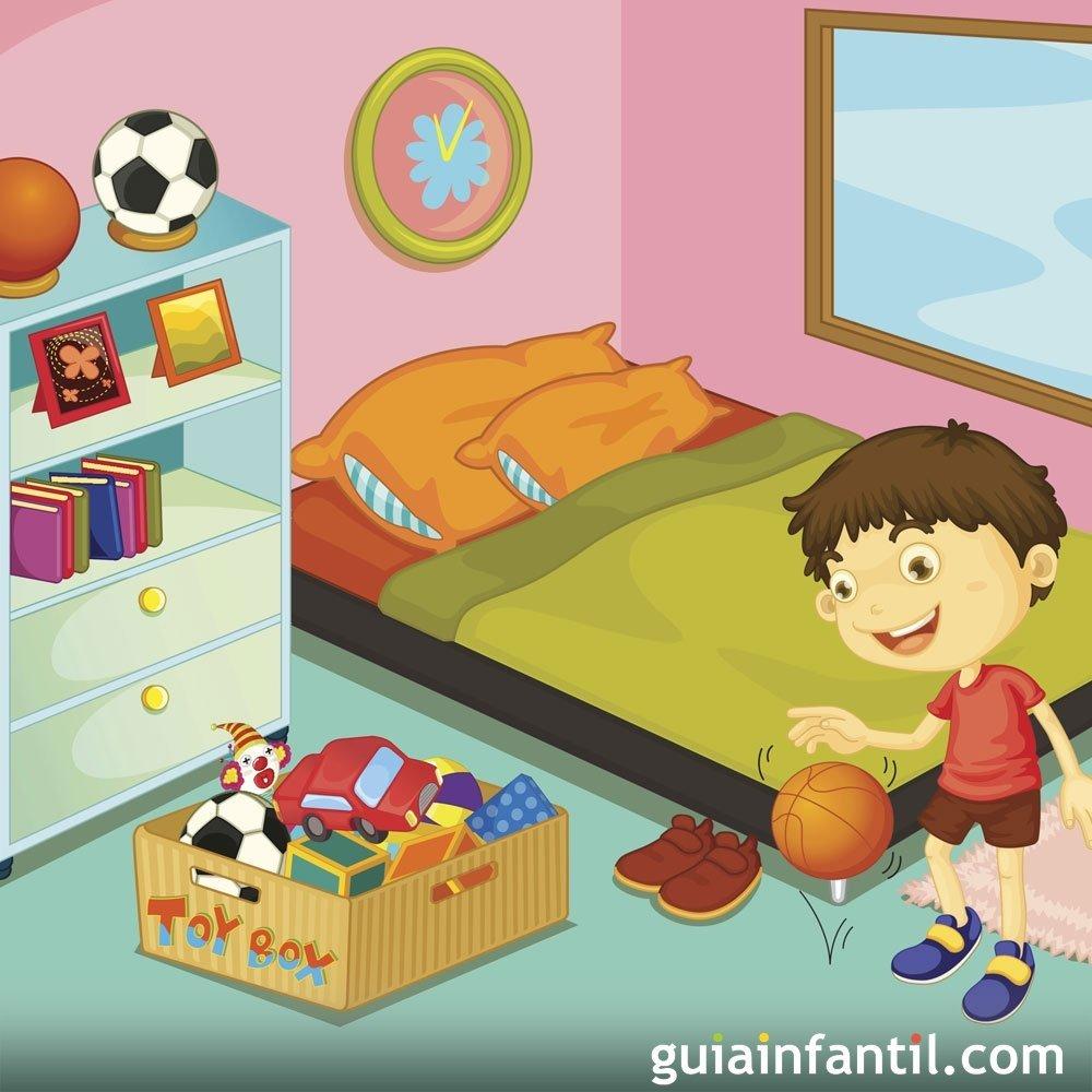 Para guardar juguetes nios nios ordenados como organizar for Cuarto ordenado animado