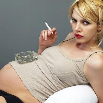 Los hábitos nocivos en el embarazo