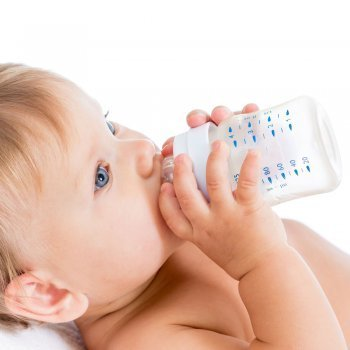 Cuando el bebé no tolera la leche