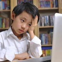 Cómo educar a niños demasiado exigentes consigo mismos
