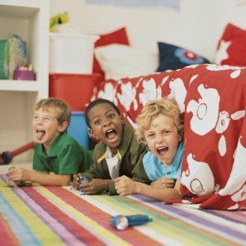 Cómo decorar dormitorios infantiles para tres