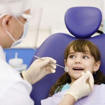 Endodoncias a niños
