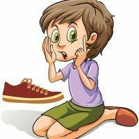 Poesía infantil. El zapato y la alpargata