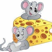 Poesía corta para niños. Los ratones revoltosos