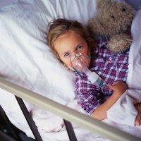 Cómo identificar una crisis asmática en los niños