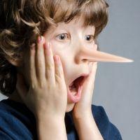 Enseñar al niño a no ser mentiroso