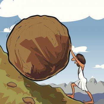 La roca de Sísifo