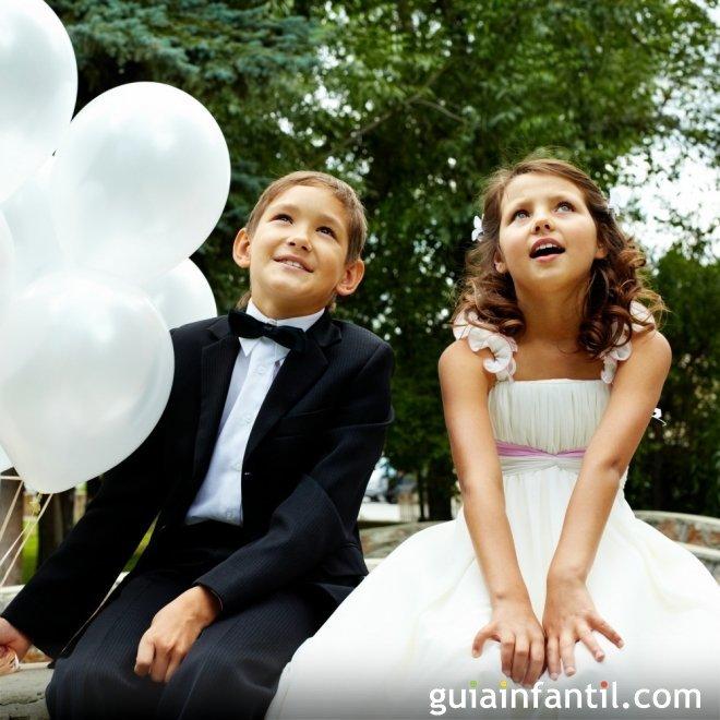 a7acd1b1e Ideas para vestir a los niños en una boda