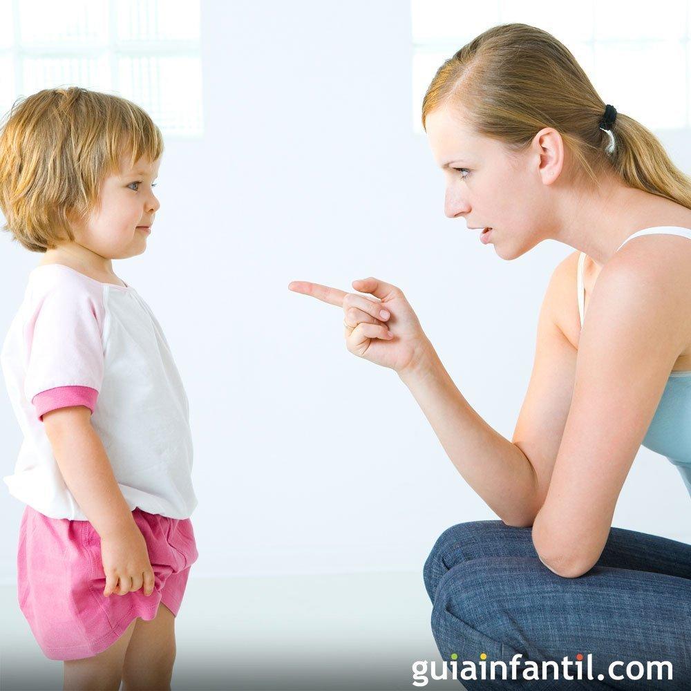 Castigos o límites para los niños