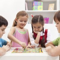 Beneficios de los juegos de mesa para niños
