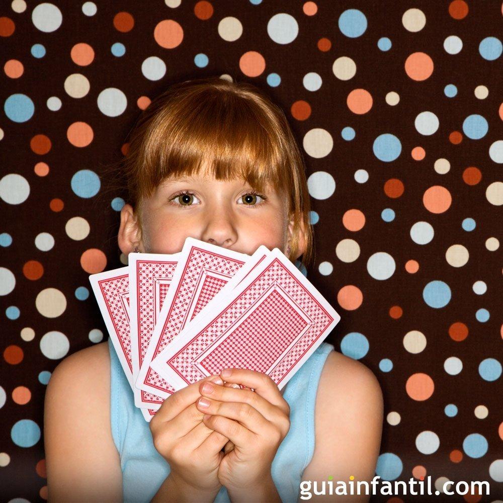 Juegos Con Cartas Para Los Ninos