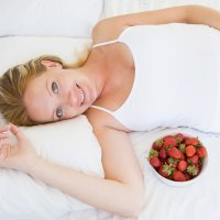 Los alimentos rojos en la dieta de niños y embarazadas