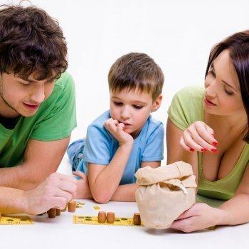 Juegos de azar para niños