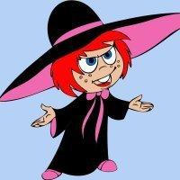 La bruja loca. Canciones infantiles