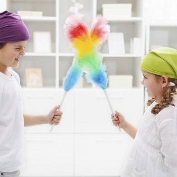 C mo limpiar la casa si el ni o tiene alergia a los caros - Como limpiar la casa ...