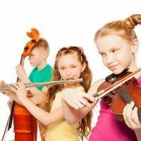Beneficios de la música clásica para los niños