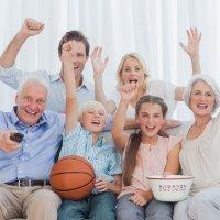 10 películas infantiles para ver con los abuelos