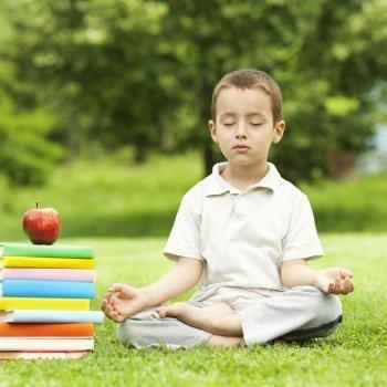 Beneficios de la meditación para los niños