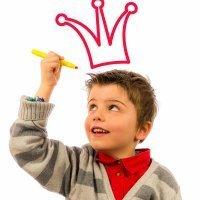 Niños narcisistas o con exceso de autoestima