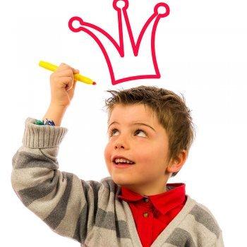 Niños con exceso de autoestima