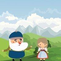 Heidi. Cuentos cortos para niños