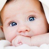 Etapas en la visión del bebé