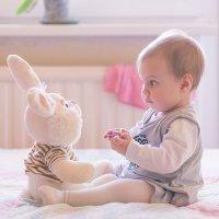 Juegos para estimular visualmente a bebés de 1 a 3 años