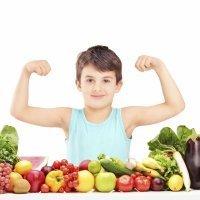 Beneficios de los alimentos según su color en niños y embarazadas