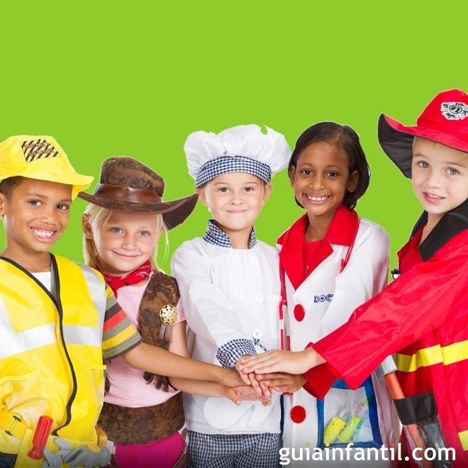 Manualidades de disfraces para niños 2cf5e9b0d6e
