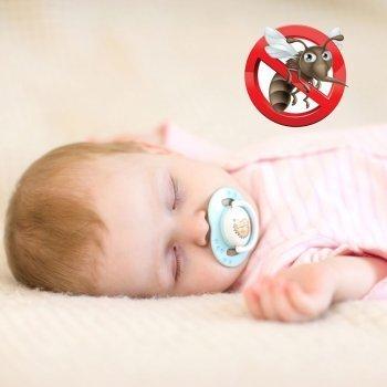 Cómo afectan los repelentes de insectos a los bebés