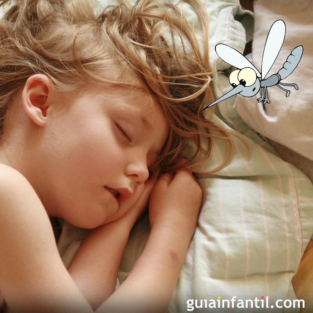 Trucos para evitar picaduras de mosquitos en niños