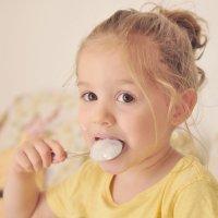 Beneficios del yogur para los niños