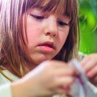 Ejercicios para fortalecer la visión del niño