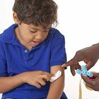 La enfermedad de Púrpura en los niños