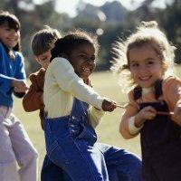 Juegos de equipo para niños