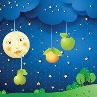La espera de la luna. Poesías para bebés