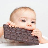 Mitos sobre el chocolate para embarazadas y niños