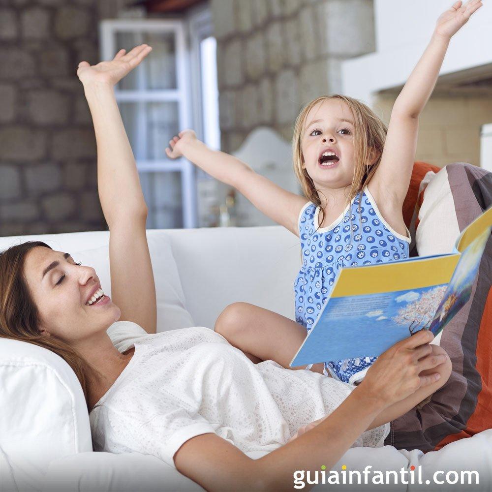 6 cuentos cortos para niños de 3 a 5 años