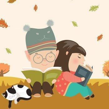 Cuentos cortos de otoño para niños