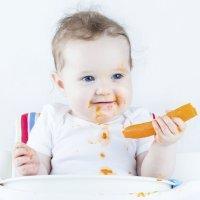 La dieta vegetariana durante la infancia