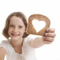 Sensibilidad al gluten en la infancia