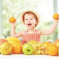 Las cinco comidas diarias en la dieta de los niños