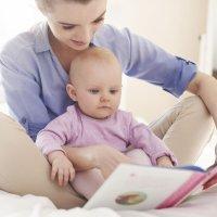 Cómo elegir un cuento para bebés de 0 a 3 años