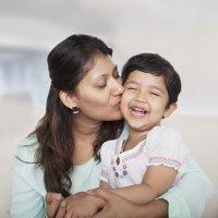 Refuerzos positivos en la educación de los niños